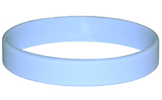 Blank Wristbands