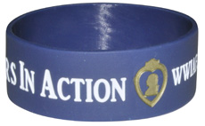 1 Inch Width Wristbands
